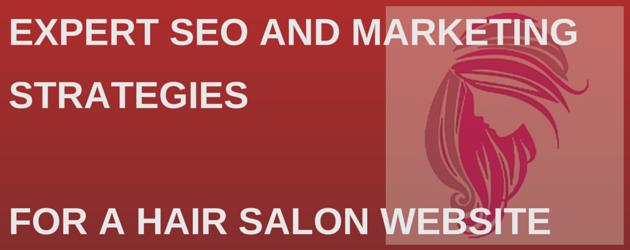 Hair Salon SEO and Web Marketing Guide