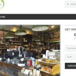 Cafe and Retail Websites