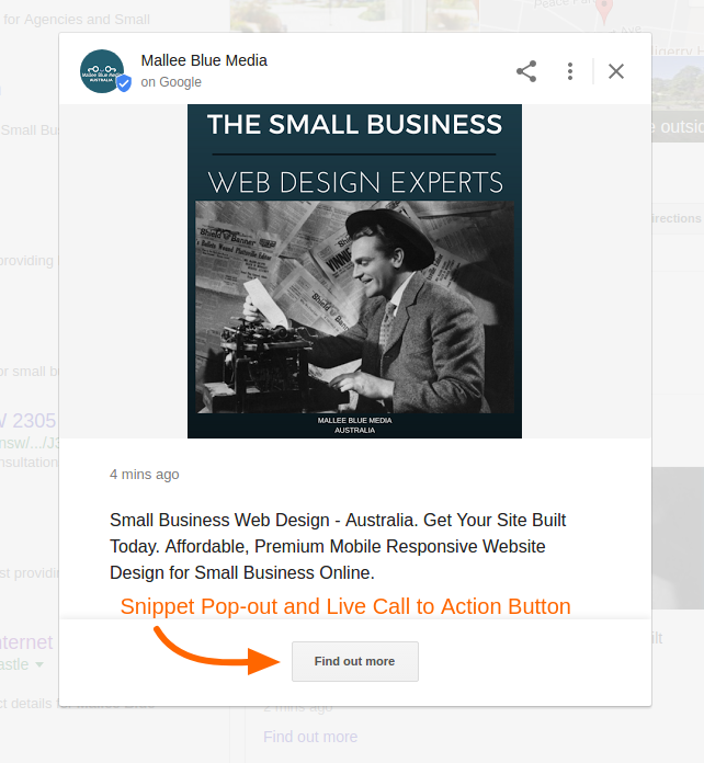 How to add a Google Post